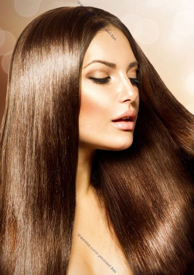 Picture of Female 11 Hair Salon Poster