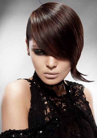 Picture of Female 18 Hair Salon Poster