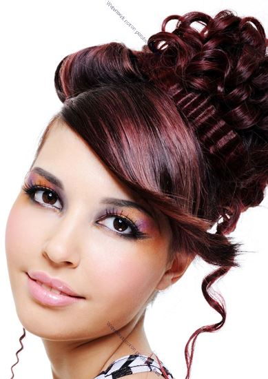 Picture of Female 27 Hair Salon Poster