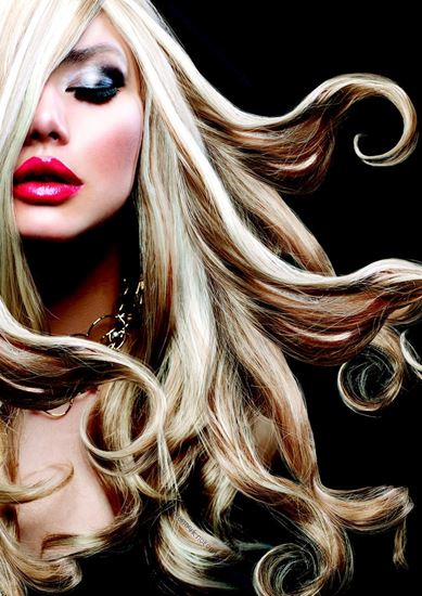 Picture of Female 46 Hair Salon Poster