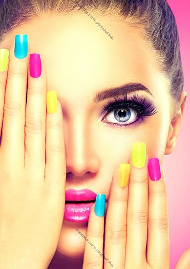 Picture of Nail 2 Parlour Poster