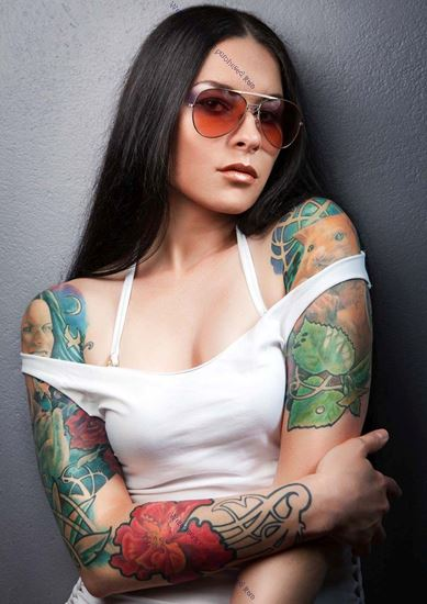 Picture of Tattoo Female 2