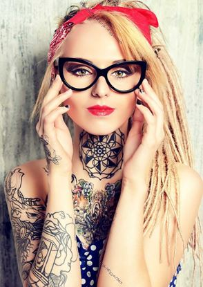 Picture of Tattoo Female 11