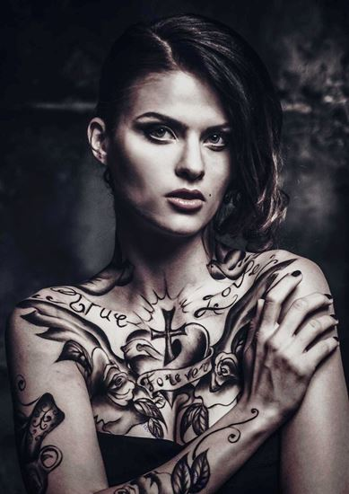 Picture of Tattoo Female 12