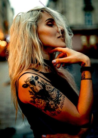 Picture of Tattoo Female 19