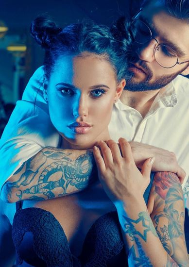 Picture of Tattoo Couple 2