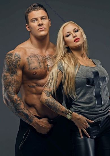 Picture of Tattoo Couple 4