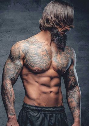 Picture of Tatoo Male 1