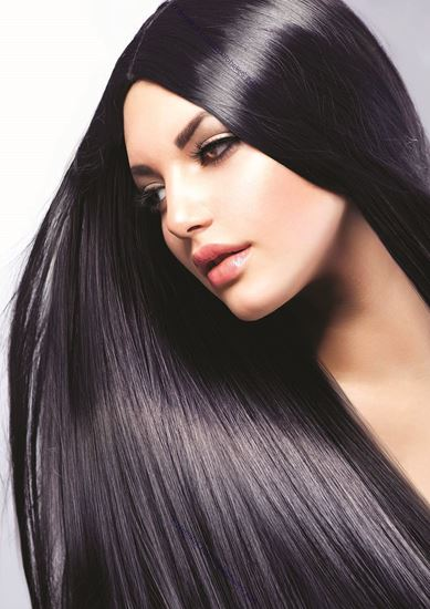 Picture of Female 30 Hair Salon Poster