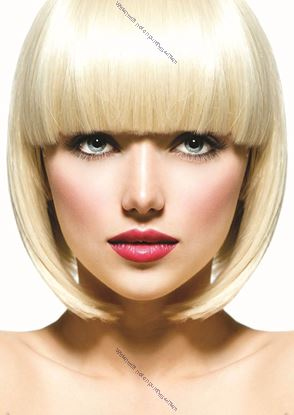 Picture of Female 39 Hair Salon Poster